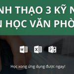giam-gia-tron-bo-3-khoa-hoc-excel-word-powerponit-online-tren-kyna-vn