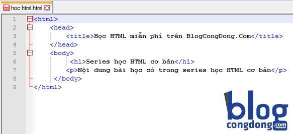 html-la-gi-cu-phap-va-cau-truc-cua-doan-html