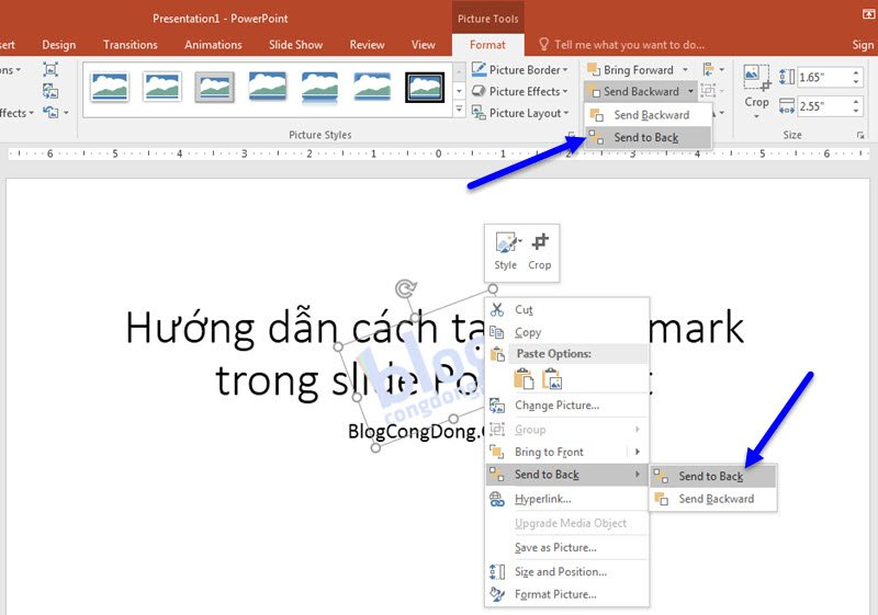 huong-dan-cach-tao-watermark-trong-slide-powerpoint-2