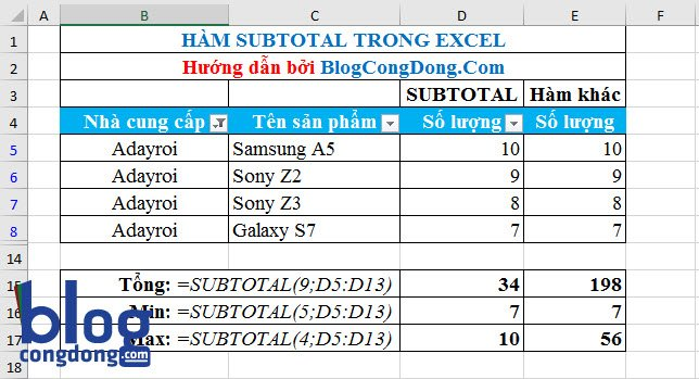 ham-subtotal-trong-excel-5