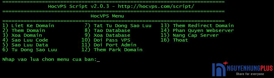 cai-hocvps-script