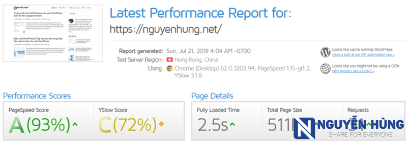 check-to-load-web-nguyenhung-gtmetrix