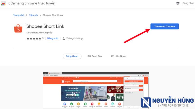 install-addon-shopee-short-link
