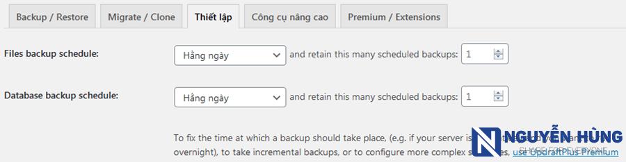 thiet-lap-tu-dong-backup-cho-plugin-updraftplus